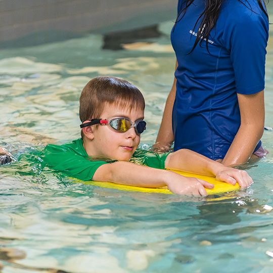 Win a Free Session of Swim Lessons