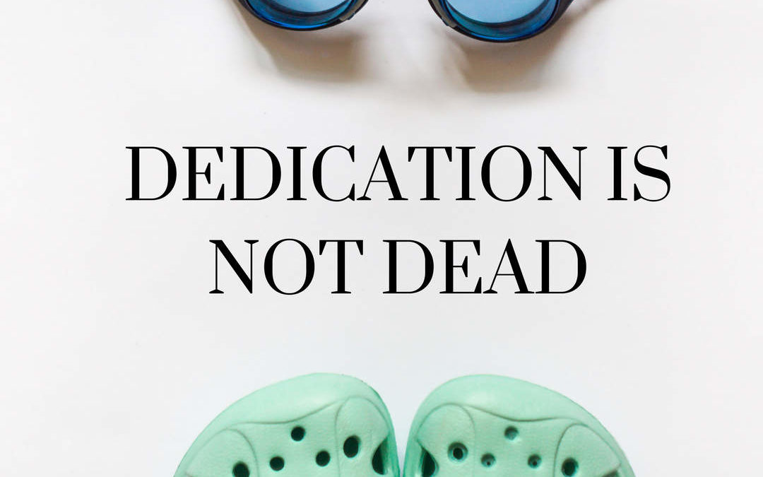 Dedication is not Dead – Child Athletes